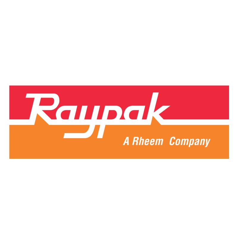Raypak Pool Heaters logo