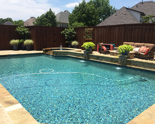 Flower Mound Pool Cleaning